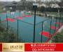 蚌埠悬浮拼装地板价格 厂家@PP聚丙烯拼装运动地板