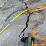 四川凉山居民区附近静态无声开采矿石设备质量放心[股份@有限公司]