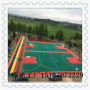 拼裝推薦河南光山材料懸浮網球場懸浮地板