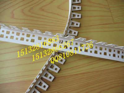 欧式建筑物圆拱门刮腻子用pvc可弯线可弯护角条弧形