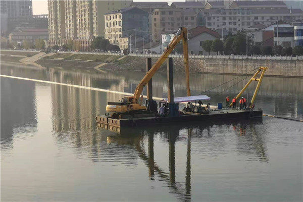 荊門市取水點上移——專業承包