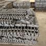 太原铸造厂生物质锅炉炉门炉排片链条炉排定做--山东东灿锅炉配件铸造厂