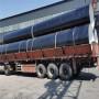 咸阳酸洗钝化钢管产品相当可靠