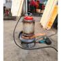 可调控水下旋转吸沙泵小型抽沙泵工作视频