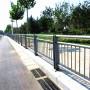 白銀公路防撞護欄橋梁木紋轉印護欄桿定制