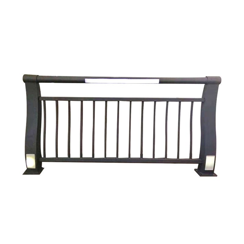 益陽市景觀防護欄河道燈光護欄桿報價