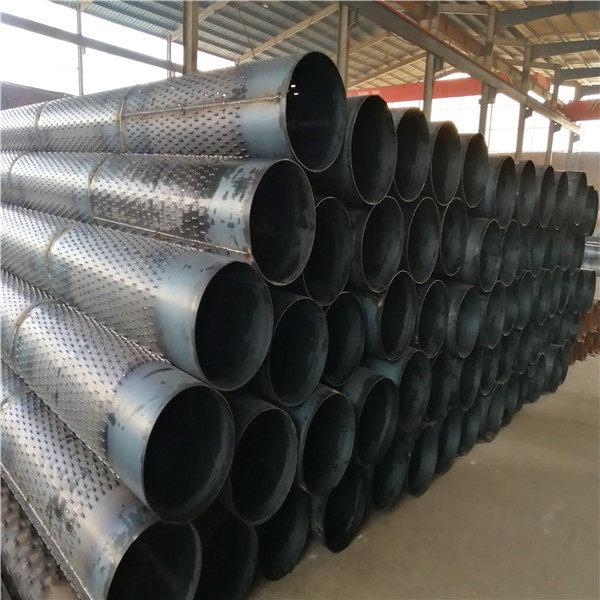 甘肅蘭州鑿井施工用濾水管600*4地鐵用濾水管銷售基地