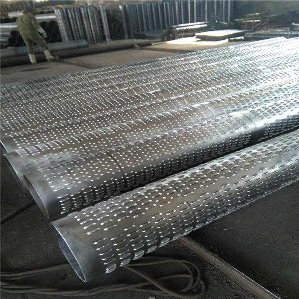 河南駐馬店大口徑橋式濾水管300*5打井用管施工方法