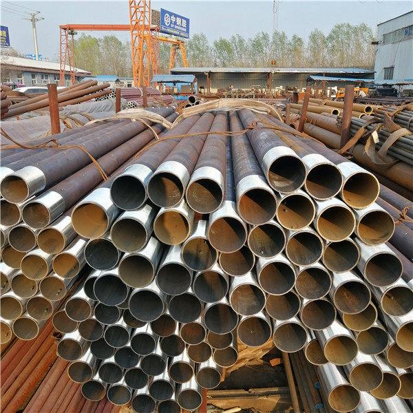 江蘇常州108注漿鋼花管灌注樁注漿管