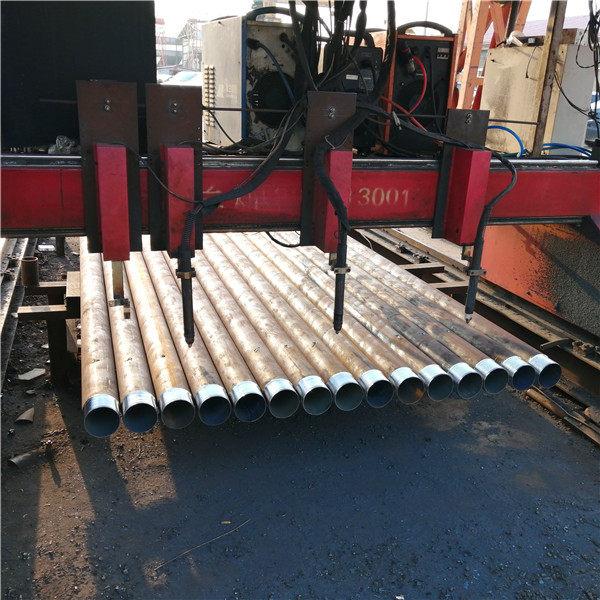 黑龍江雙鴨山工程用注漿鋼花管133*5*6注漿鋼花管
