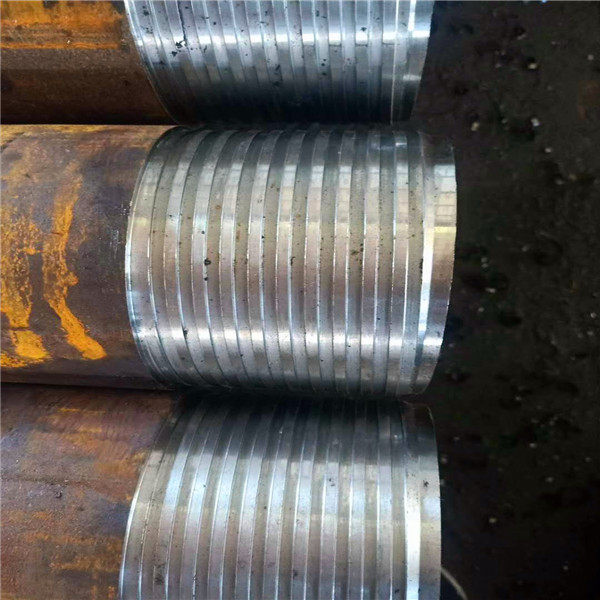 吉林遼源螺旋式聲測管114*5*6注漿鋼花管