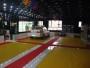 玻璃钢格栅板洗车排水栅栏格栅黄色玻璃钢格栅38mm厚生产厂家