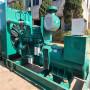 回收柴油消防水泵如東奔馳柴油發電機組回收