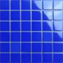48规格蓝色马赛克泳池瓷砖陶瓷马赛克拼花定制佛山厂家直销