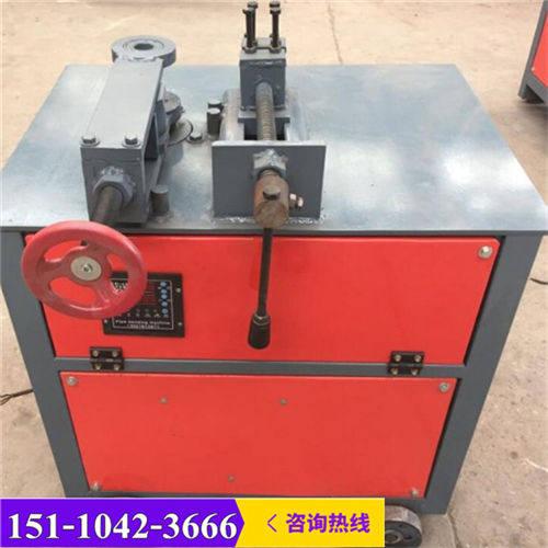 黑龍江海倫WG26型數控鋼管彎管機