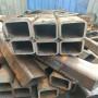 汕头 无缝厚壁方管 40*60无缝黑方管 加工各种规格方管