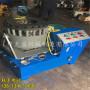 山东胶州钢管缩管机压套管机器