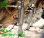 西寧湟源電動式劈裂機大型液壓劈裂棒