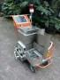 黑龙江佳木斯轻型移动式60升沥青胶灌缝机厂家批发