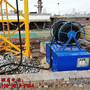 安徽界首高射程環保除塵霧炮機雙倍效率