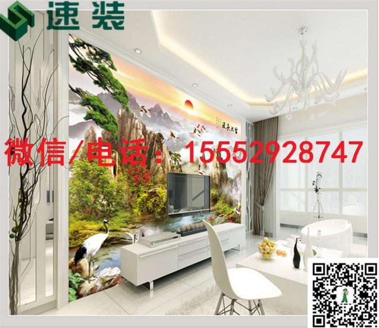 广东中山环保材质/3D背景墙/立体浮雕/图片