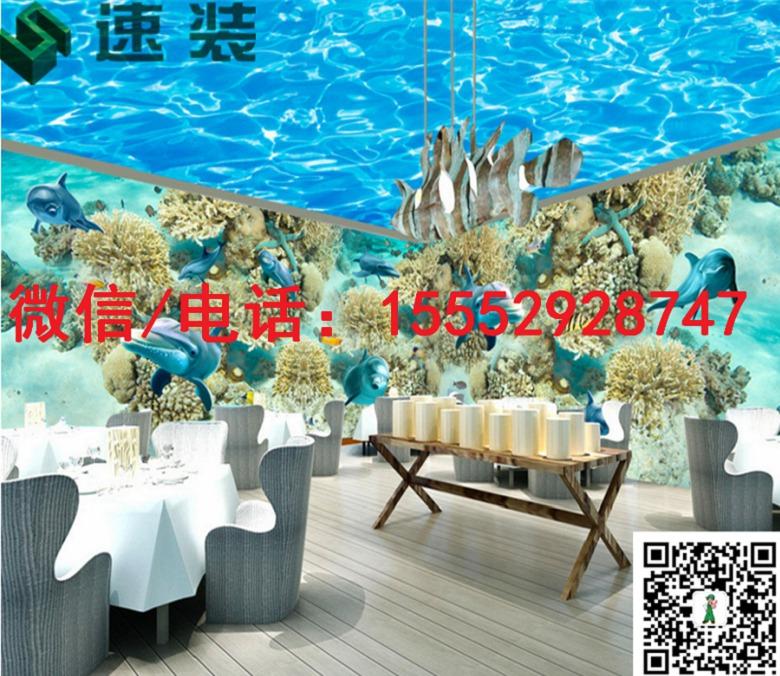青海海北州3D/5D/6D背景墙厂家直销/装修设计图