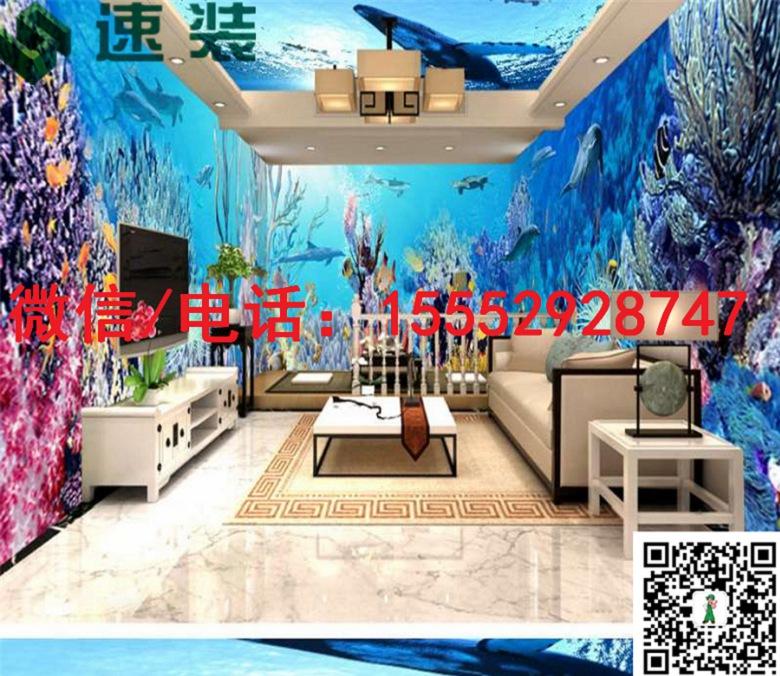 广东阳江全 国 发货统一物流3D背景墙出厂