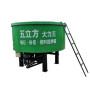 連云港一立方砂漿儲料攪拌機裝置##黃南