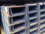 渠区县热浸镀锌槽钢/C型镀锌槽钢厂家