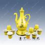 定制两套高档的陶瓷酒具 送给领导当礼品