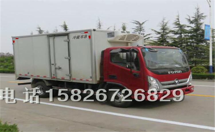 通知:北部新区冷链运输车随州亿梦汽车