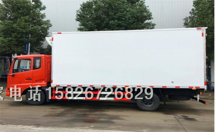 通知:陕西省蓝牌的冷藏车随州亿梦汽车