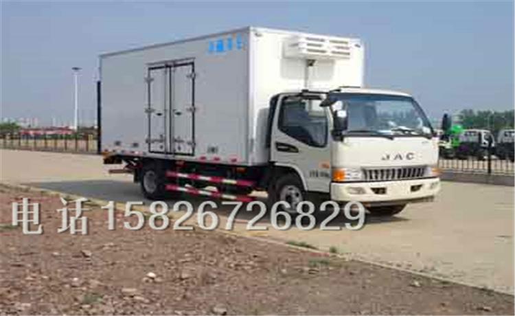 通知:綦江区冷链运输车厂家到全国