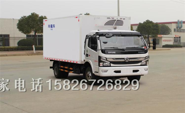 通知:七台河市小福田冷藏车厂家到全国