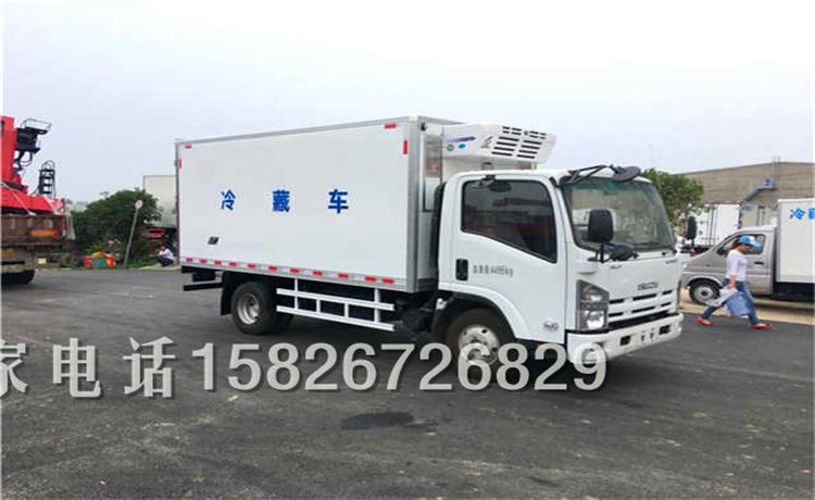通知:九江市解放虎V冷藏车厂家到全国