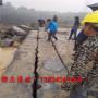 乐山:挖地基遇到硬石头怎么破除拿货开山机[股份@有限公司]