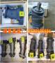 供應原裝力士樂液壓泵A7V055LRDS63L-NZB01-S臂架泵主油泵公司-三元
