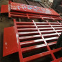 陕西省宝鸡市工地洗车平台车辆冲洗设施工程洗轮机
