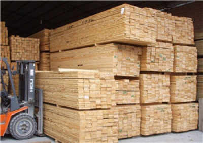 原木,菠萝格木材