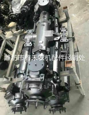 潍坊雷沃欧豹拖拉机收割机配件tk串联电源线报价图片