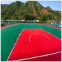 红山篮球场悬浮地板来电下单赠送辅料