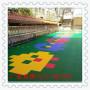 帶您了解廣東河源和平籃球場可使用的合成面層籃球場地地板