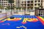 始兴-幼儿园专用拼接地板a施工的要求