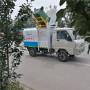广州2吨洒水车厂家报价——郓城福哲环卫车