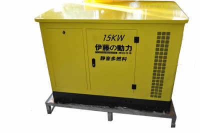 三相15kw发电机接线图解