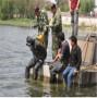 (自贡市水下测量)河北省工程队
