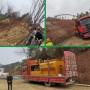 安徽亳州高速綠化濕噴機
