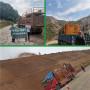 四川泸州喷草绿化喷播车
