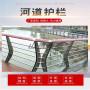 昌都桥梁护栏支架生产线