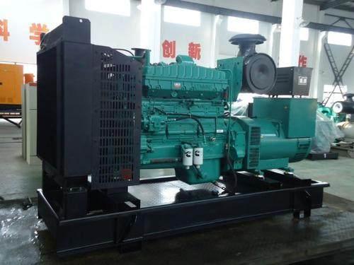 溫州文成縣大型發電機出租實力商家